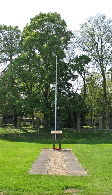 RAF Bexwell Victoria Cross Memorial