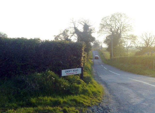 Croft Road, Moydalgan