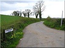 H6056 : Crew Road, Carran by Kenneth  Allen