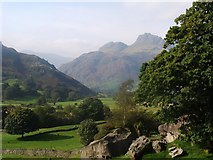 NY3006 : Great Langdale by Brian Slater
