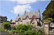 SS9674 : The old Church School - Llysworney by Mick Lobb