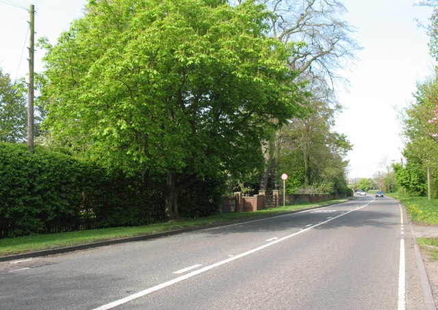 A5190 Lichfield Road