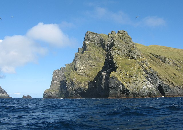 Boreray from the south west