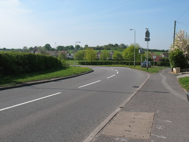 Hospital Road and The Triangle