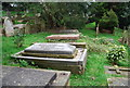 TQ5840 : Edward Hoare's Grave, Woodbury Park Rd by N Chadwick