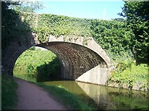 SS9712 : Tiverton : Tidcombe Bridge & Grand Western Canal by Lewis Clarke