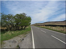 SK2480 : Road to Ringinglow by Alan Heardman