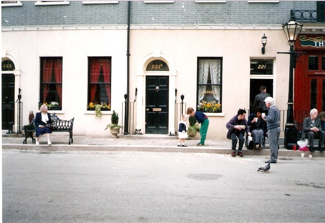 Granada Studios Tour , Baker Street