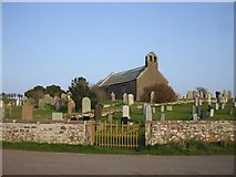 NY0106 : Church of St Bridget, Beckermet by John Lord