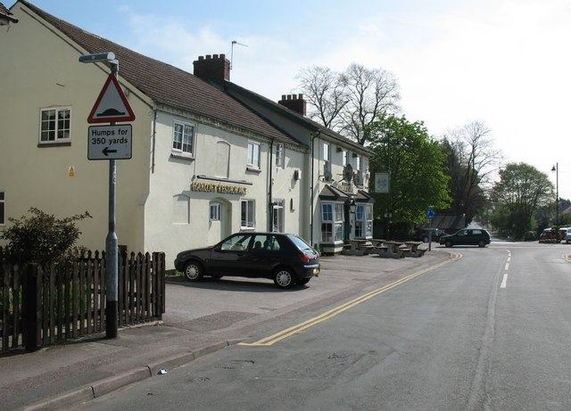 The Uxbridge Arms and Hayloft Restaurant