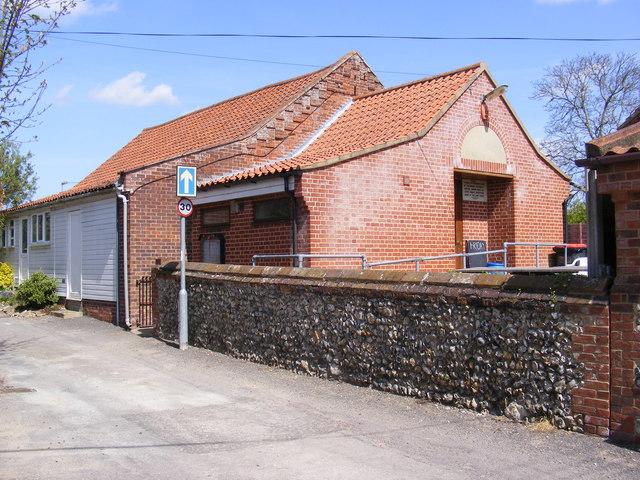 Bridgham Village Hall