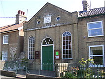 TM3864 : Kelsale Methodist Church by Adrian Cable