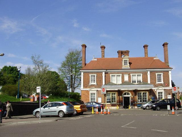 Market Harborough Railway Station