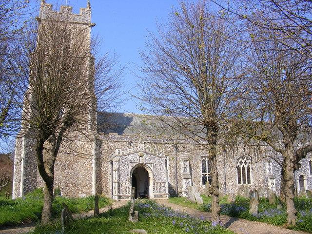St.Mary's Church, Kelsale