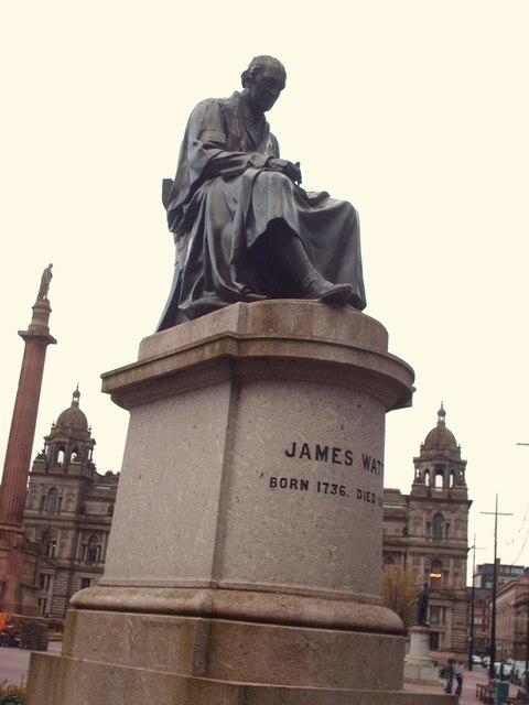 James Watt George Square