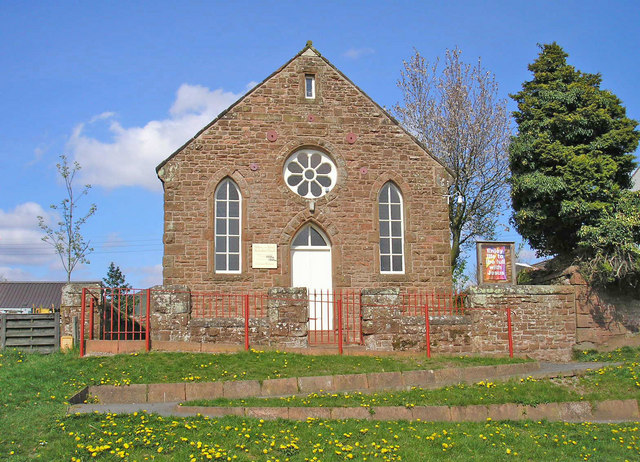 Dufton with Knock Methodist Chapel