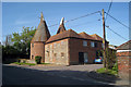 TQ5970 : The Oast House, Westwood Farm, Highcross Road, Southfleet, Kent by Oast House Archive