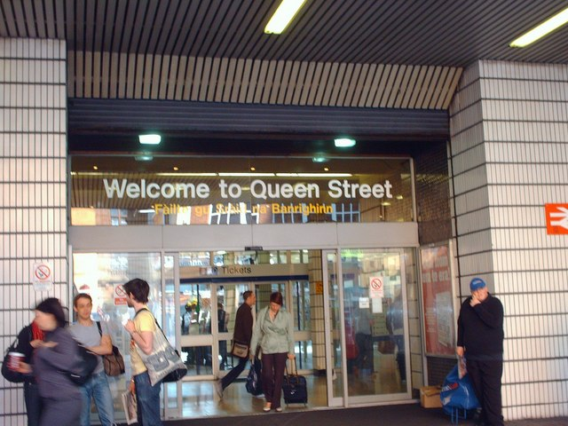 Welcome to Queen Street