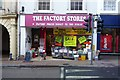 SS5147 : The Factory Store, No. 19 The High Street, Ilfracombe. by Roger A Smith