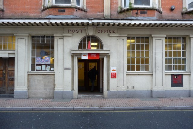 Post Office (sorting office), No. 37-38 The High Street, Ilfracombe.