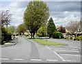 ST6667 : 2009 : Medway Drive, Keynsham by Maurice Pullin