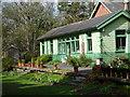 NY8261 : Langley Garden Station by Joan Sykes