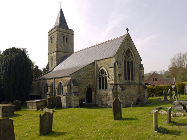 Church of St. Clement, Worlaby