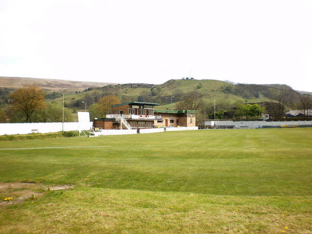 Walsden Cricket Ground