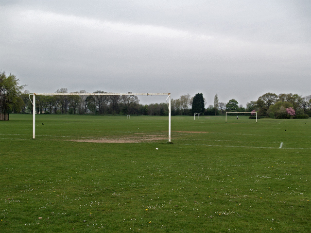 Prissick playing fields