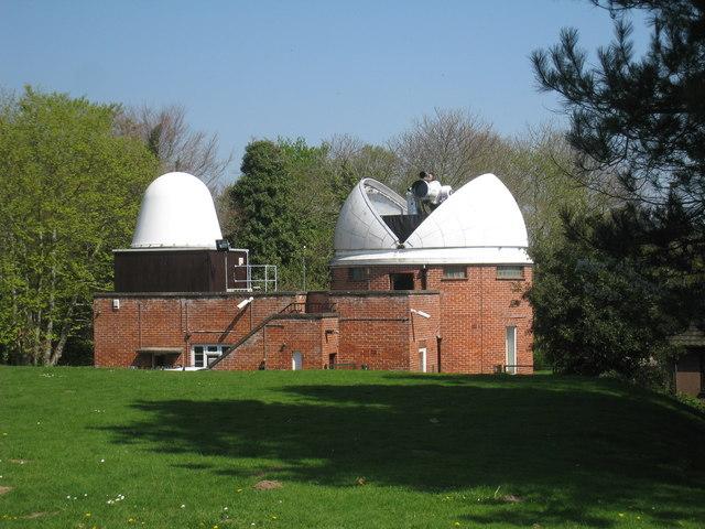 Observatory at Herstmonceux Castle, Herstmonceux, East Sussex