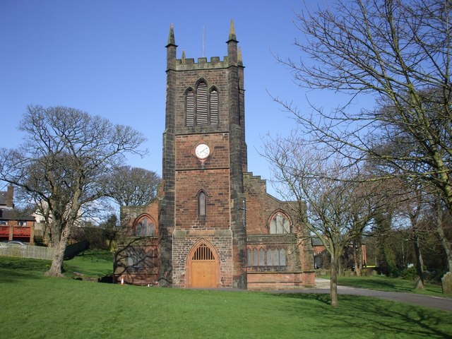 Church of St Mary, Maryport