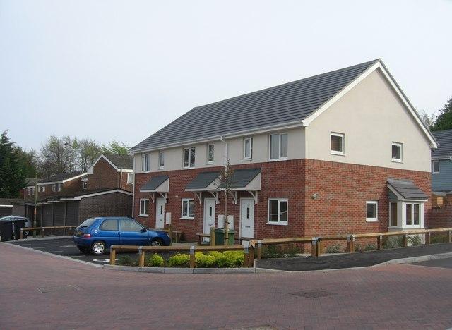 Marlowe Close - new homes