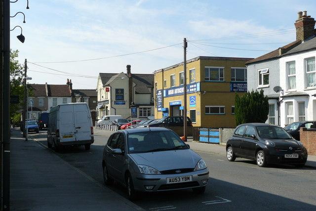 Gladstone Road, Croydon