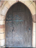 SJ5409 : St. Eata's West Door by Anji Carrier