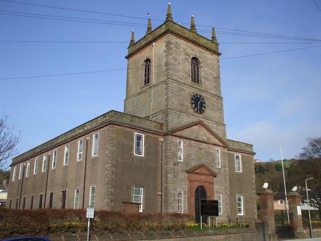 St James Church, Whitehaven