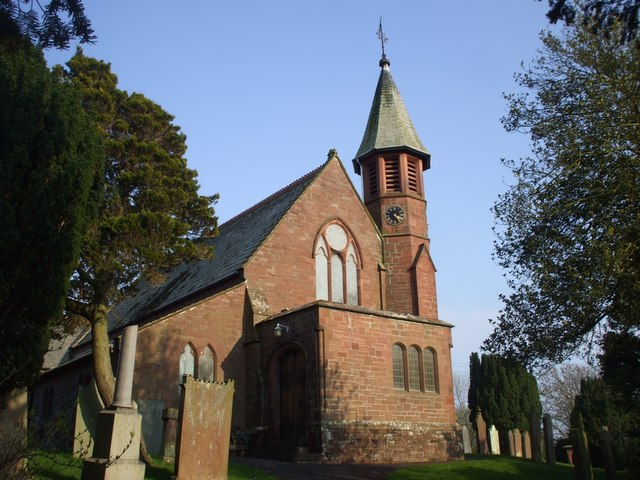 Church of St John, Beckermet