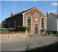 TF8411 : Sporle Methodist Ebenezer Church by Evelyn Simak