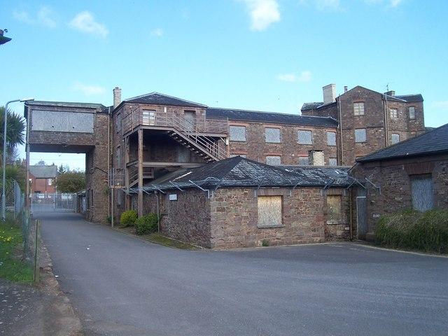 Tiverton : Old Belmont Hospital