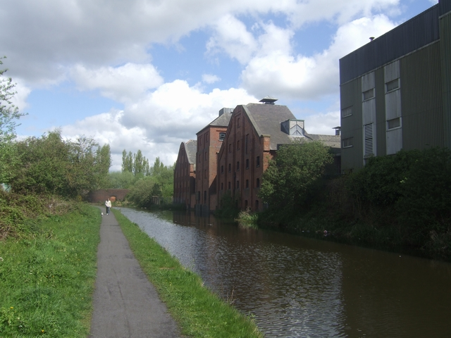 Langley Maltings - Titford Canal