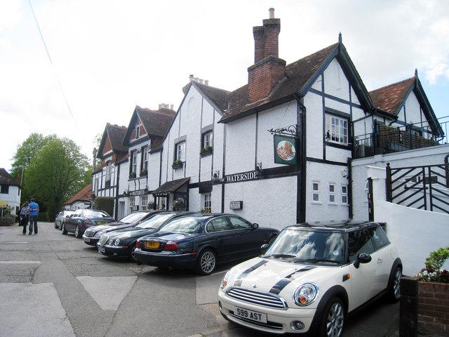 The Waterside Inn, Ferry Road, Bray