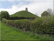 ST5138 : Glastonbury Tor by michael ely