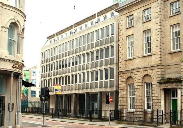 The War Memorial Building, Belfast (2009)