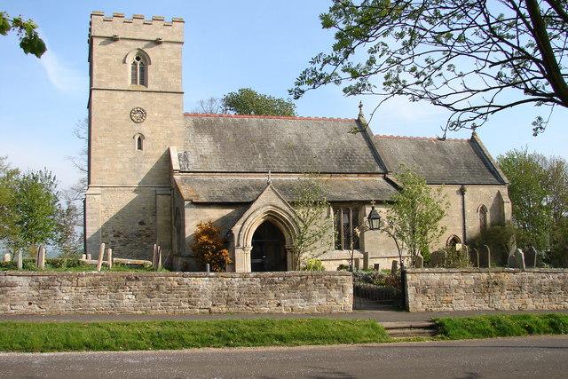 St Nicholas' Church, Carlton Scroop