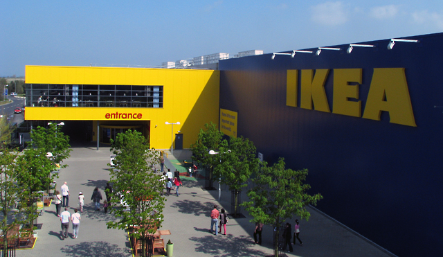 'IKEA', Belfast