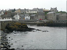 NJ5866 : Portsoy Old Harbour by Russel Wills