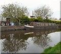 SJ9494 : Adamson Wharf by Gerald England
