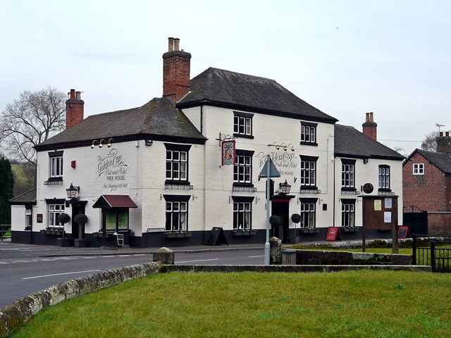 The Golden Cup, Yoxall