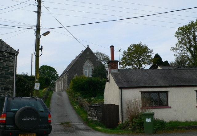 Rhyd-y-Groes Chapel