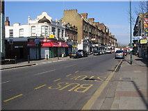 TQ2282 : Harrow Road by Shaun Ferguson