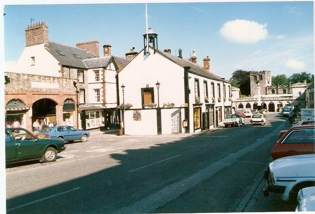 Appleby in Westmorland